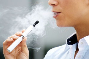 e-cigarett